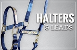 Halters and Lead Ropes
