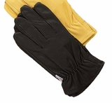 HDX Ladies Black Goatskin Gloves H2111801