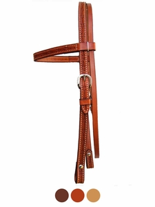 Headstall - Barbed Wire by Billy Cook 11-738