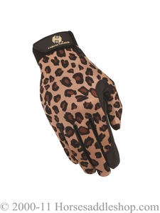 Heritage Performance Gloves Leopard Print HG118 HG127