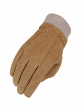Heritage Tan Suede Winter Gloves HG289
