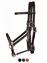 Tucker Horizon Series 3/4″ Halter Bridle 111