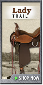 Lady Trail Saddle