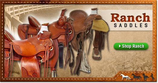 Ranch Saddles