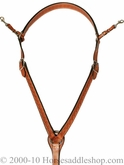 Just-B-Natural Circle Y Trail Breast Collar Border Tool 4283-94