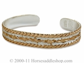 Justin Barbed Wire Women's Bracelet 90218