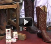Justin Boots Leather Care Tips
