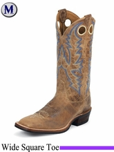 Justin Boots Men's Bent Rail Tan Puma Boots BR376