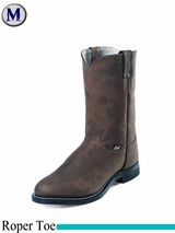 Justin Boots Men's Farm & Ranch Crazy Cow Boots JB3001