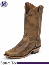 Justin Boots Men's Western Tan Road Boots BR733