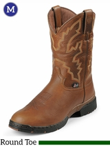 Justin Boots Mens Sunset Rage Waterproof Boots 9018