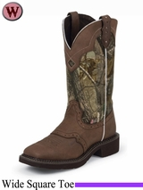 Justin Boots Women's Aged Bark Gypsy Boots L9609