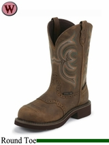 Justin Boots Women's Aged Bark Gypsy Waterproof Work Boots WKL9984
