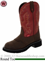 Justin Boots Women's Bay Apache Waterproof Boots L9921
