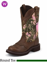 Justin Boots Women's Brown Gypsy Boots L2912
