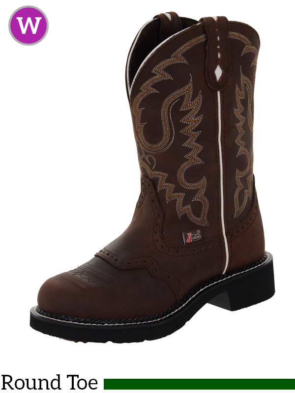 Justin Boots Women S Justin Gypsy Aged Bark Boots L9909