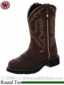 Justin Boots Women's Justin Gypsy Aged Bark Boots L9909