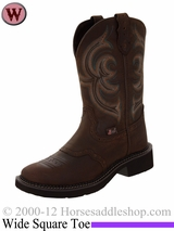 Justin Boots Women's Justin Gypsy Aged Bark Boots L9984