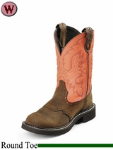 Justin Boots Women's Justin Gypsy Bay Apache Boots L9907