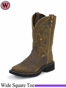 DISCONTINUED Justin Boots Women's Justin Gypsy Bay Apache Boots L9969