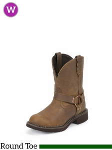 Justin Boots Women's Justin Gypsy Bay Apache Harness Boots L9992