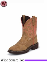 Justin Boots Women's Justin Gypsy Toast Brown Boots L9604