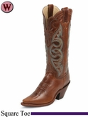 Justin Boots Women's Saddle Torino Fashion Boots L4331