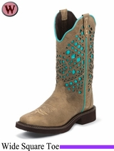 Justin Boots Women's Sand Gypsy Boots L2909