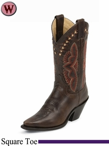 DISCONTINUED Justin Boots Women's Testa Torino Fashion Boots L4301