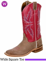 Justin Boots Womens Bent Rail Tan Vintage Cow Boots BRL311