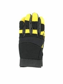 Justin Gloves Men's Deerkskin w/Kevlar Palm 2115667