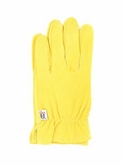 Justin Ladies Goatskin Gloves Yellow 2111808