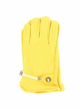Justin Men's Deerskin Gloves w/Ball & Tab 2112008