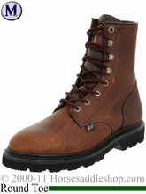 Justin Tan Premium Work Boot 905