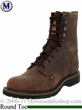 Justin Wyoming Waterproof Workboot 960