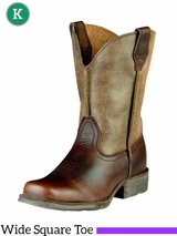 Kid's Ariat Rambler Earth Boots 10007602