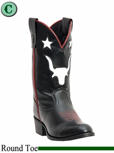 Kid's Laredo Big Horn Boots LC1610