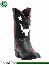 DISCONTINUED Kid's Laredo Big Horn Boots LC1610