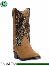 DISCONTINUED Kid's Laredo Woody Boots LC3403