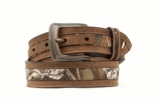 Kid's Nocona Double Stitched Mossy Oak Belt N44192222