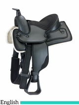 Kincade Redi-Ride Child's Western Saddle 742530