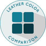 Leather Color Comparison Chart
