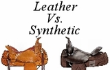 Leather Versus Synthetic Saddles