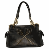 Blazin Roxx Claire Satchel Double Arrow Purse 7589501