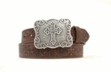 M&F Embroidered Cross Buckle 3483802