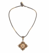 M&F Ice Diamond Berry Necklace 2972202