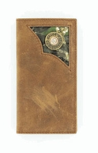 M&F Youth Rodeo Distressed Brown Wallet n5423644
