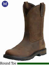 Men's Ariat Brown Groundbreaker Boots 10014238