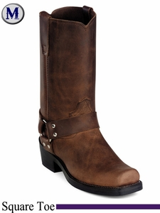 Men's Durango Brown Harness Boot DB594