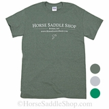 Men's Horse Saddle Shop T-Shirt